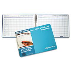 EKO BB10 Ekonomik Systems Budget Book EKOBB10