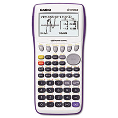 CSO FX9750GIIWE Casio 9750GII Graphing Calculator CSOFX9750GIIWE