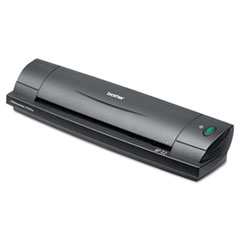 Brother DSmobile 700D Compact Duplex Scanner, 600 x 600 dpi
