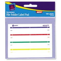 AVE 45215 Avery Label Pads AVE45215