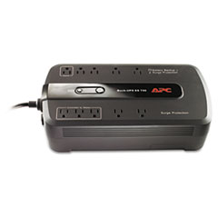 APC Back-UPS ES 750 Battery Backup System, 10 Outlets, 750 Volt Amps