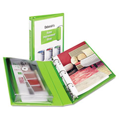 Avery Protect & Store View Binder with Round Rings, 5-1/2 x 8-1/2, 1