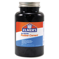 Elmer's Rubber Cement, Repositionable, 8 oz