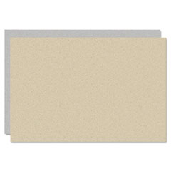 Eco Brites Too Cool Foam Board, 20x30, Sandstone/Graystone, 5/Carton