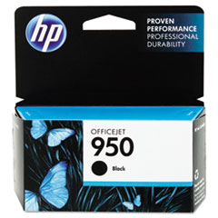 CN049AN140 (HP 950) Ink Cartridge, 1100 Page Yield, Black