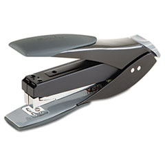 Swingline SmartTouch Stapler, Half Strip, 25-Sheet Capacity, Black