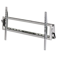 BALT Wall Mount Bracket for Flat Panel LCD & Plasma TV, Steel, 27x11-1/2x4, Silver