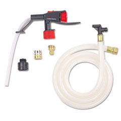 3M Portable Dispensing System P10, 6ft Hose, Clear/Black/Red
