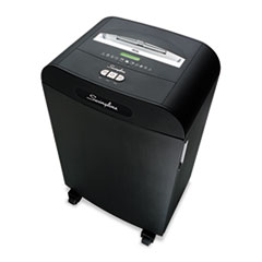 Swingline DS22-19 Heavy-Duty Strip-Cut Shredder, 22 Sheet Capacity