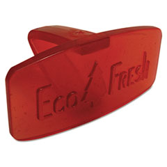 Fresh Products Eco Fresh Bowl Clip, Spiced Apple Scent, Red, 12/Box