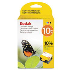 Kodak 8946501 (10C) Ink, 420 Page-Yield, Tri-Color