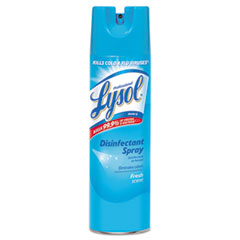Professional LYSOL Brand Disinfectant Spray, Fresh, 19 oz. Aerosol
