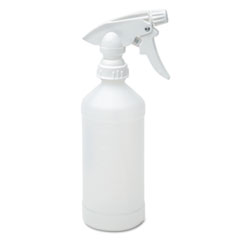 AbilityOne 8125004887952 Spray Bottle Applicator, Opaque, Trigger-Type, 16oz