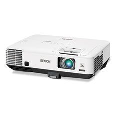 Epson PowerLite 1850W  Projector, 3700 Lumens, 1280 x 800 Pixels