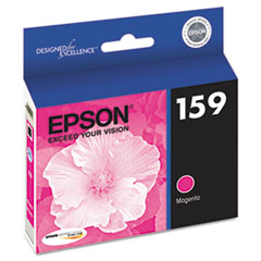 Epson T159320 High-Gloss Ink, Magenta