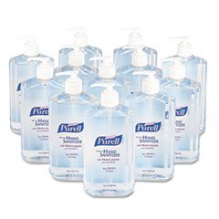 PURELL Hand Sanitizer, 20-oz. Pump Bottle