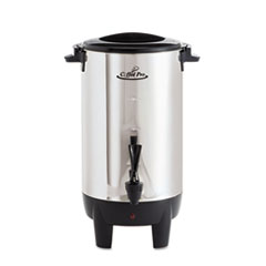 Coffee Pro 30 Cup Percolating Urn Stainless Steel Cp30