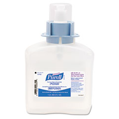 PURELL Advanced FMX-12 Foam Instant Hand Sanitizer Refill, w/Moisturizers, 1200-ml