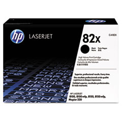 HP 82X, (C4182XG) High Yield Black Original LaserJet Toner for US Government