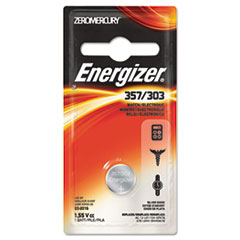 EVE 357BPZ Energizer Mercury-Free Watch/Electronic/Specialty Battery EVE357BPZ
