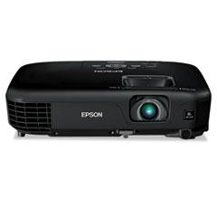Epson PowerLite 1221 Multimedia Projector, 2800 Lumens, 1024 x 768 Pixels, 1.2x Zoom