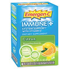 ALA 100008 Emergen-C Immune+ Formula ALA100008