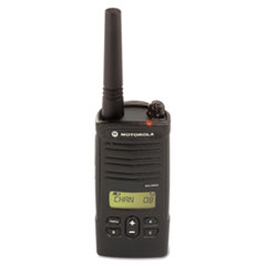 Motorola RDX Series UHF Two-Way Radio, 2 Watt, 8 Channels, 89 Frequencies