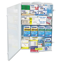 PhysiciansCare Industrial First Aid Kit for 150 People, Contains 1217 Pieces