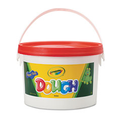 Crayola Modeling Dough, Red, 3 lbs