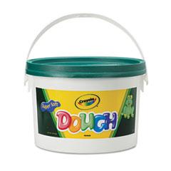 Crayola Modeling Dough Bucket, 3 lbs., Green