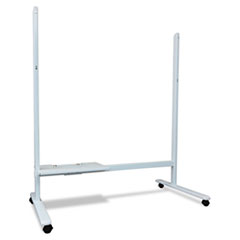 PLUS Floor Stand for M-18 Series and N-204 Electronic Copyboards, Rolling Casters
