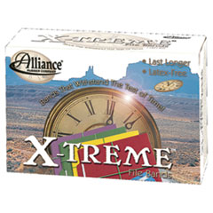Alliance X-treme File Bands, #117B, 7 x 1/8, Lime Green, Approx. 175 Bands/1 lb. Box