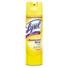 Professional LYSOL Brand Pro Disinfectant Spray, Original Scent, 19oz Aerosol