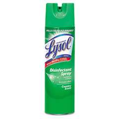 Professional LYSOL Brand Disinfectant Spray, Country Scent, 19 oz Aerosol Can