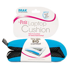 IMAK Le Petit Laptop Wrist Cushion, Teal