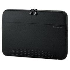 "Samsonite® CASE SLEEVE 15.6NOTEBK BK 15.6"" Aramon Laptop Sleeve, Neoprene, 15-3-4 X 1 X 10-1-2, Black"