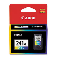 Canon 5208B001 (CL-241XL) High-Yield ChromaLife 100 Ink, Tri-Color