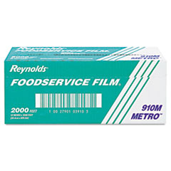 Reynolds Wrap Metro Light-Duty Film with Cutter Box, 12