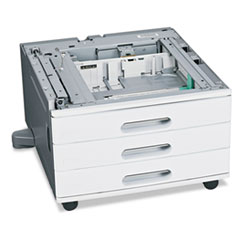 Lexmark One-Drawer Feeder Stand, 520-Sheet, for C950, X950
