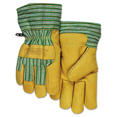 Anchor Brand® GLOVES PIGSKIN CLD WEATHR Cw-777 Pigskin Cold Weather Gloves, Large