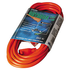 COC 02307 CCI Vinyl Outdoor Extension Cord COC02307