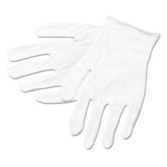 MCR™ Safety GLOVES INSPC MNS SZ100%CN Cotton Inspector Gloves, Men's, Reversible