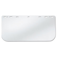 "MCR™ Safety SHIELD FC8X15-1-2 REGPLYC Faceshields, 8"" X 15 1-2"", , 0.04"" Thick"