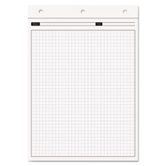 Day-Timer Magna Pad Note Pad Refill, Quadrille, 8 1/2 x 12, White, 70 Sheets, 2/Pack