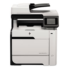 HP LaserJet Pro 400 Color MFP M475dn Laser Printer, Copy/Fax/Print/Scan