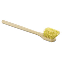 Boardwalk Utility Brush, Polypropylene Fill, 20