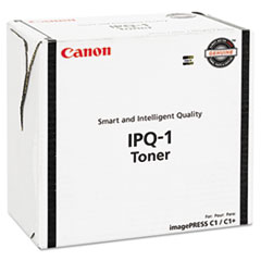 Canon 0397B003AA (IPQ-1) Toner, Black