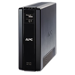 APC Back-UPS Pro 1500 Battery Backup System, 1500 VA, 10 Outlets, 355 J