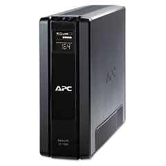 APC Power-Saving Back-UPS XS Backup System, 1500VA, 10 Outlets, 355 J