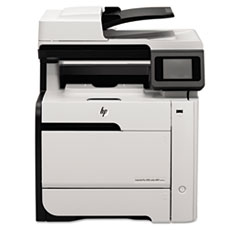 HP LaserJet Pro 400 Color MFP M475dw Wireless Laser Printer, Copy/Fax/Print/Scan